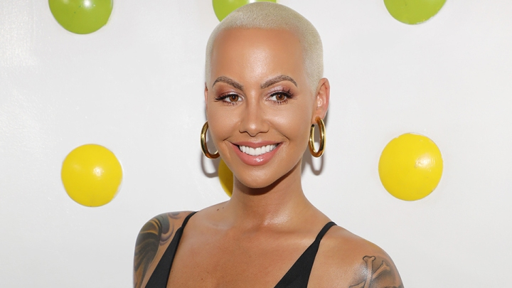 Amber Rose Had Some Words For People Hating On Her Son For Being A Taylor Swift Fan[VIDEO]