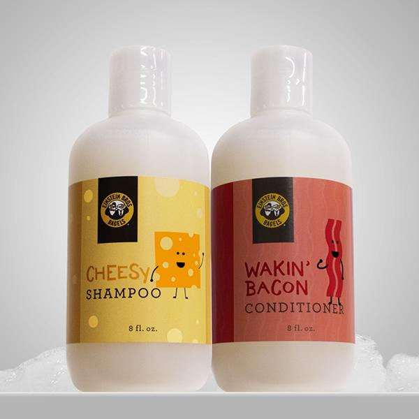 New Cheese Scented Shampoo And Bacon Conditioner Available [VIDEO]